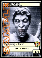 Angel Token – Custom: Doctor Who: The Weeping Angels I