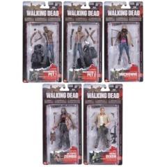 The Walking Dead TV Series 3 Action Figure Set