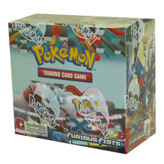 Pokemon XY Furious Fists Booster Box