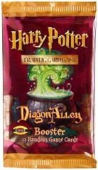 Harry Potter Trading Card Game: Diagon Alley Booster Pack