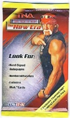 TNA 2012 THE NEW ERA TRADING CARD PACK