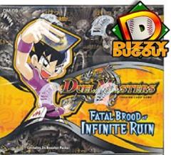 DM-09 Fatal Brood of Infinite Ruin Booster Box