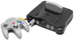 Nintendo 64 W/Expansion Pack