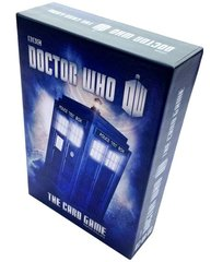 Doctor Who: The Card Game -  2nd Edition