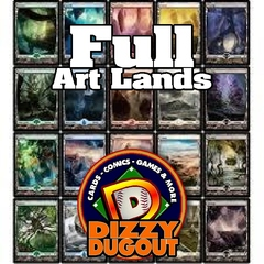 Any – Full Art Land (Except Battle for Zendikar)
