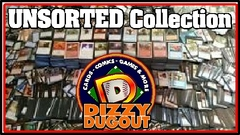 Bulk Magic Lot - Unsorted Collection: (per 1000)