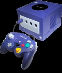 Nintendo GameCube - Purple