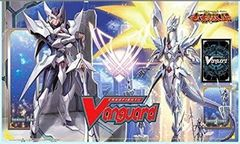 Blaster Blade Seeker & Thing Saver Dragon - Cardfight!! Vanguard Legion of Dragons and Blads Playmat