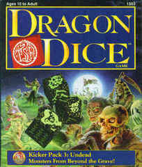 Dragon Dice Kiceker Pack 3: Undead