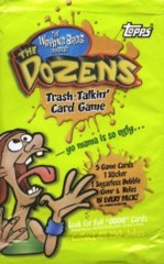 The Dozens Trash-Talkin' Card Game