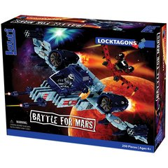 Locktagons Battle For Mars 250 Piece Master Set Lauri