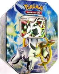 Arceus Collector Tin Blue – 2009 Pokemon
