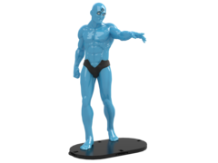 Watchmen HeroClix Dr. Manhattan Colossal Figure