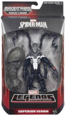 Superior Venom Marvel Legends Infinite Series 6 Inch Action Figure