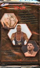 TNA 2008 CROSS THE LINES TRADING CARD PACK