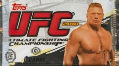 UFC 2010 TOPPS TRADING CARD PACK (2010)
