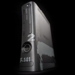XBOX 360 - 250GB Elite Modern Warfare 2 Limited Ed