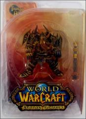 World of Warcraft Action Figures Series 1: Dwarf Warrior Thargas Anvilmar