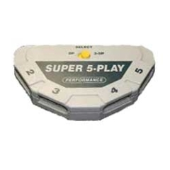 Super Nintendo Super 5-Play