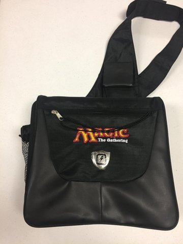 Magic the Gathering Official Courier / Messenger Bag!