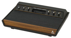 Atari 2600 Atari VCS - CX2600 - six-switch