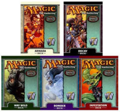 7th Edition Theme Deck - Set of 5 Decks