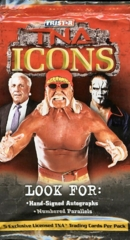 TNA 2010 ICONS TRADING CARD PACK