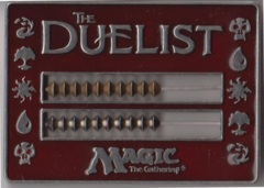 Duelist Life Counter - 1998 - Red