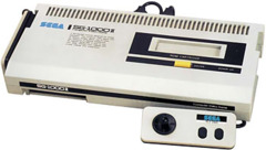 Sega SG-1000 Mark II