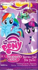 My Little Pony Friendship is Magic Trading Card Series 2 Fun Pack