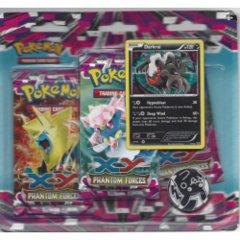 Pokemon XY Phantom Forces 3-Pack Blister Darkrai