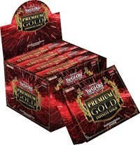 Premium Gold: Infinite Gold Display Box of 5 Gold Boxes