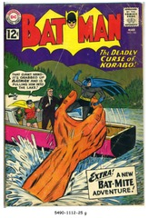 BATMAN #146 © 1961 DC Comics
