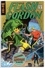 Comics Reading Libraries R16; Flash Gordon; Mandrake © 1977 King Features