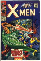 The X-MEN #030 © Marvel Comics