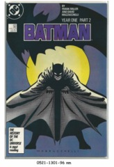 Batman #405 © March 1987 DC Comics