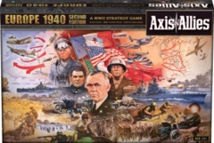 Axis & Allies Europe: 1940 2nd Edition