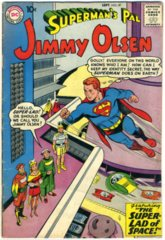 Superman's Pal, Jimmy Olsen #039 © 1959 DC Comics
