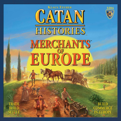 Settlers of Catan: Catan Histories Merchants of Europe © 2012