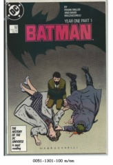 Batman #404 © February 1987 DC Comics