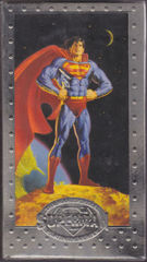 Superman Man of Steel Platinum Set © 1994 Skybox