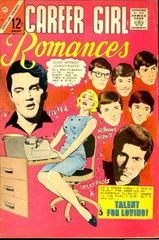 Career Girl Romances #32 © January 1966