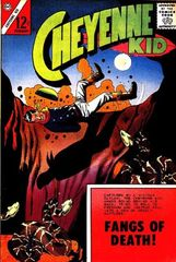 Cheyenne Kid #38 © February 1963 Charlton