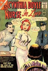 Cynthia Doyle, Nurse in Love #68 © February 1963