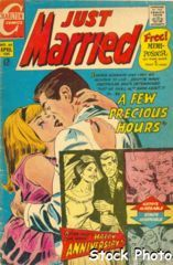 Just Married #64 © April 1969 Charlton Comics