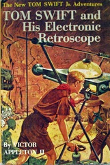TOM SWIFT Jr. and his ELECTRONIC RETROSCOPE #14 © 1959