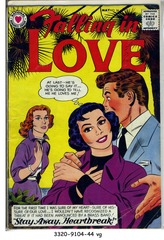 Falling in Love #034 © May 1960 DC Comics