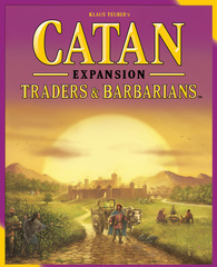 Settlers of Catan: Traders and Barbarians © 2015 Mayfair Games MFG 3079