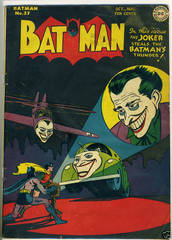 BATMAN #037 © 1946 DC Comics