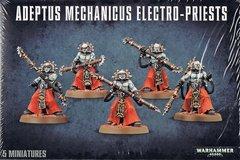 AdeptusAdeptus Mechanicus Electro-Priests
